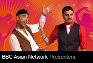 BBC Asian Network Presenters