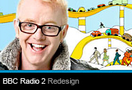 BBC Radio 2 Redesign