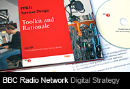 BBC Radio Network Digital Design Strategy